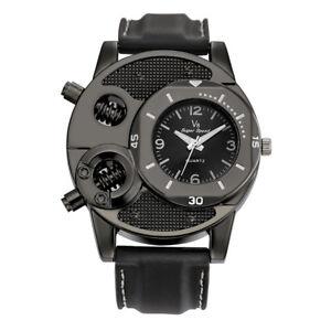 Diskret Desing Silikon Armband Uhr Herren Sport Fashion Edel Top Angebot Qualität AusgewäHltes Material Uhren & Schmuck