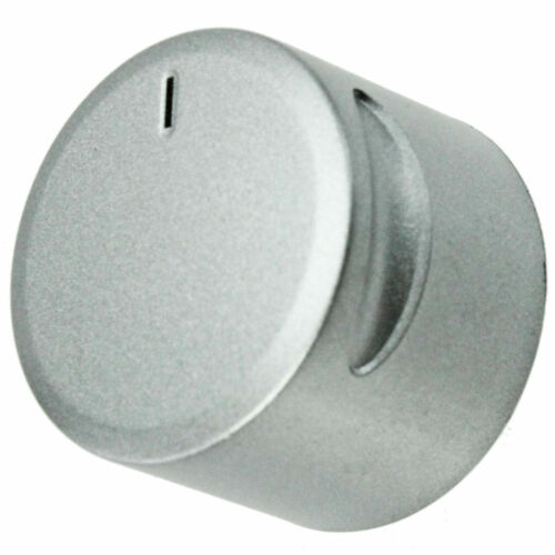 BEKO Oven Hob Control Switch Knob Silver OSF22120X OSF22130SX