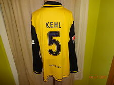"Borussia Dortmund Original Nike Langarm Trikot 07/08 ""EVONIK"" + Nr.5 Kehl Gr.XXL"