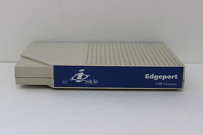 DIGI 301-1000-02  INSIDE OUT EDGEPORT//2 USB CONVERTER WITH WARRANTY