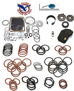 Details about 4L60E HP Rebuild Kit Stage 3 With Alto 3-4 Power Pack  1997-2003 4L60E