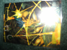 DC Comics / Wizards of the Coast presents Azrael trading card Ash Holographic!!!