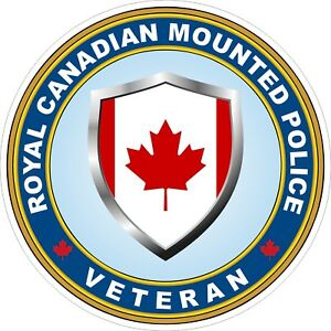 Royal-Canadian-Mounted-Police-RCMP-Veteran-Vet-Decals-Stickers