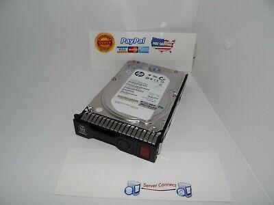 """695842-001 HP 4TB 6G 7.2K 3.5/"""" SAS SC HDD 695510-B21 652755-007"""