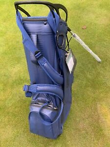 OUUL Python 100% Waterproof Funky Stand Bag Navy/blue Brand New **Sale**