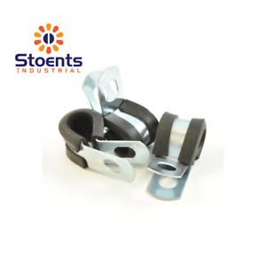 8mm Rubber Lined Hose Cable Clamp P Clip