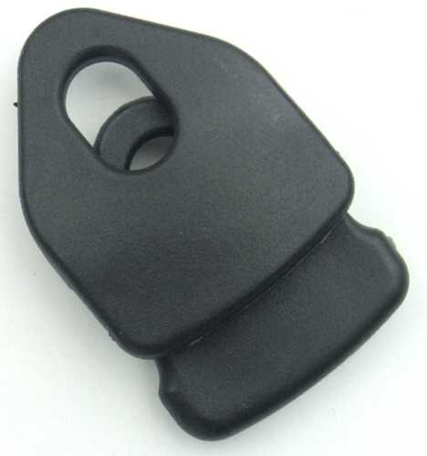 30 x Spannfix-Spann-Klammer schwarz MINI-CLIP Planen-Spanner-Halter-Klipps Clips