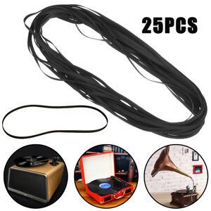 Set-25Pcs-Lot-Belt-Replace-Turntable-Phono-Plattenspieler-Drive-Belt-540x5x0-6mm