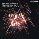 BBC Radiophonic Workshop, Vol. 21 by BBC Radiophonic Workshop (CD, Apr-2016, Silva Screen)
