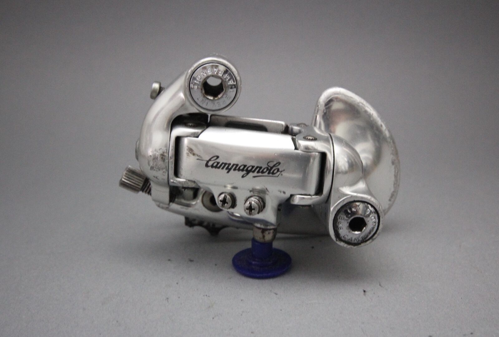 Campagnolo Chorus C010-SM 8-speed rear derailleur 239 gram Synchro Friction