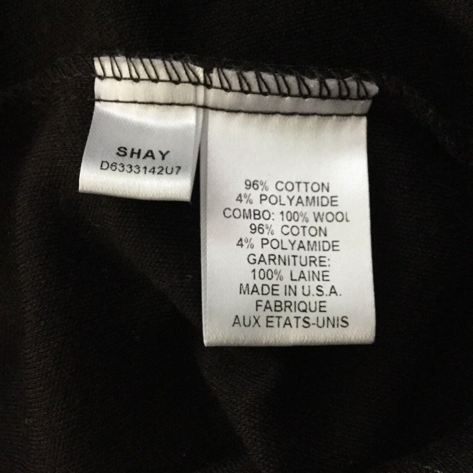 Diane Von Furstenberg Brown Cream Tank Sleeveless Shay Drop Waist Waist Waist Dress Size 4 a0b017