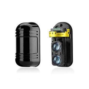 Dual-Beam-Sensor-Active-Infrared-Intrusion-Detector-Outdoor-Perimeter-Wall-Alarm
