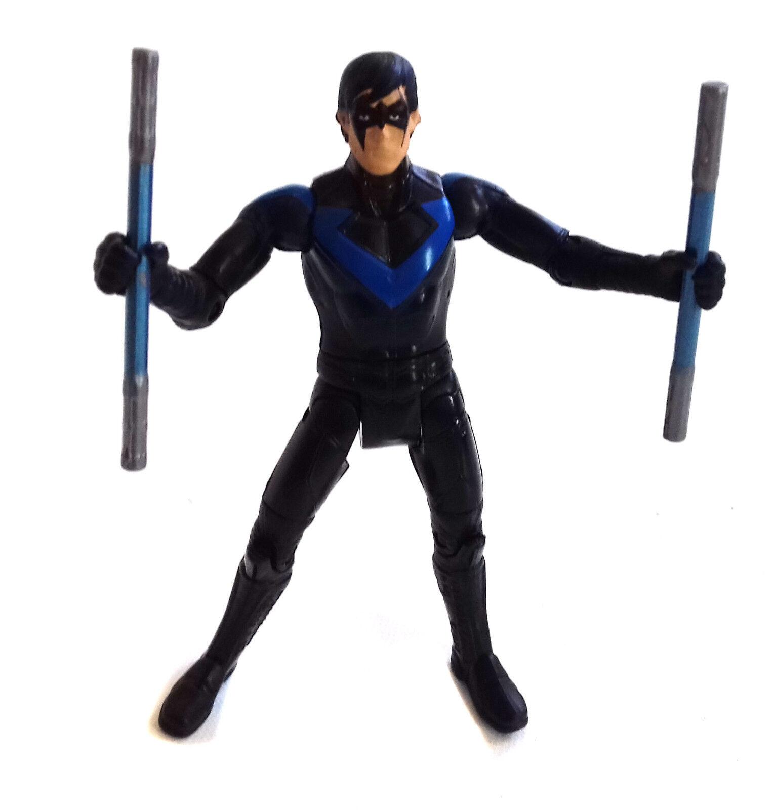 Dc comics batman - universum multiversum nightwing spielzeug robin 3,75