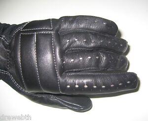 HELD-Motorrad-Damen-Handschuhe-Summerwind-Leder-Art-2451-Gr-6