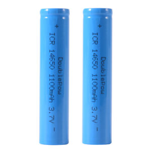 2pcs-3-7V-1100mAh-14650-Rechargeable-Li-ion-Battery-Vape-Battery-Flat-Top-BC873