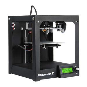 Geeetech stampante 3D desktop MeCreator 2 MK8+LCD2004 160x160x160mm