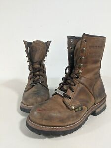 Work Boots 9\