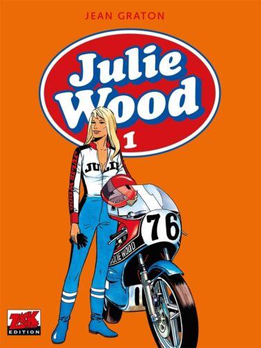 Julie Wood Gesamtausgabe 1  Zack Edition