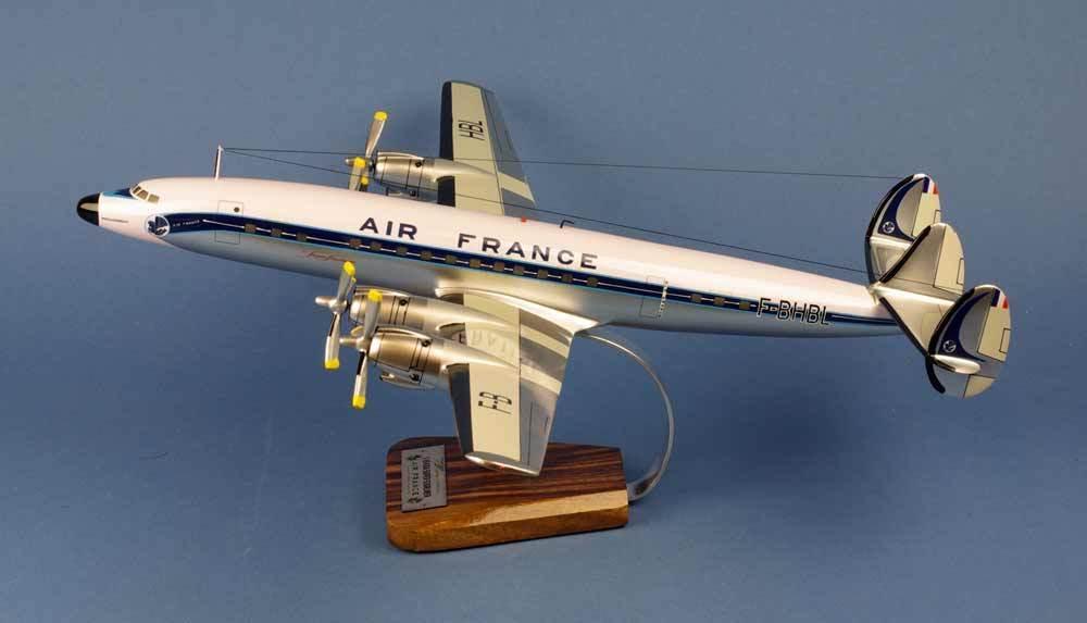 los nuevos estilos calientes Air france l-1649a súper Connie Estrellaliner XXL 1  72 72 72 F-bhbl 1963 avion yakair  tienda hace compras y ventas