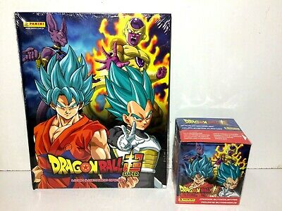 DragonBall Super Box 50 bustine figurine Panini
