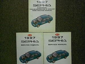 1997-Kia-Sephia-servicio-reparacion-Manual-de-taller-conjunto-fabrica-OEM-97