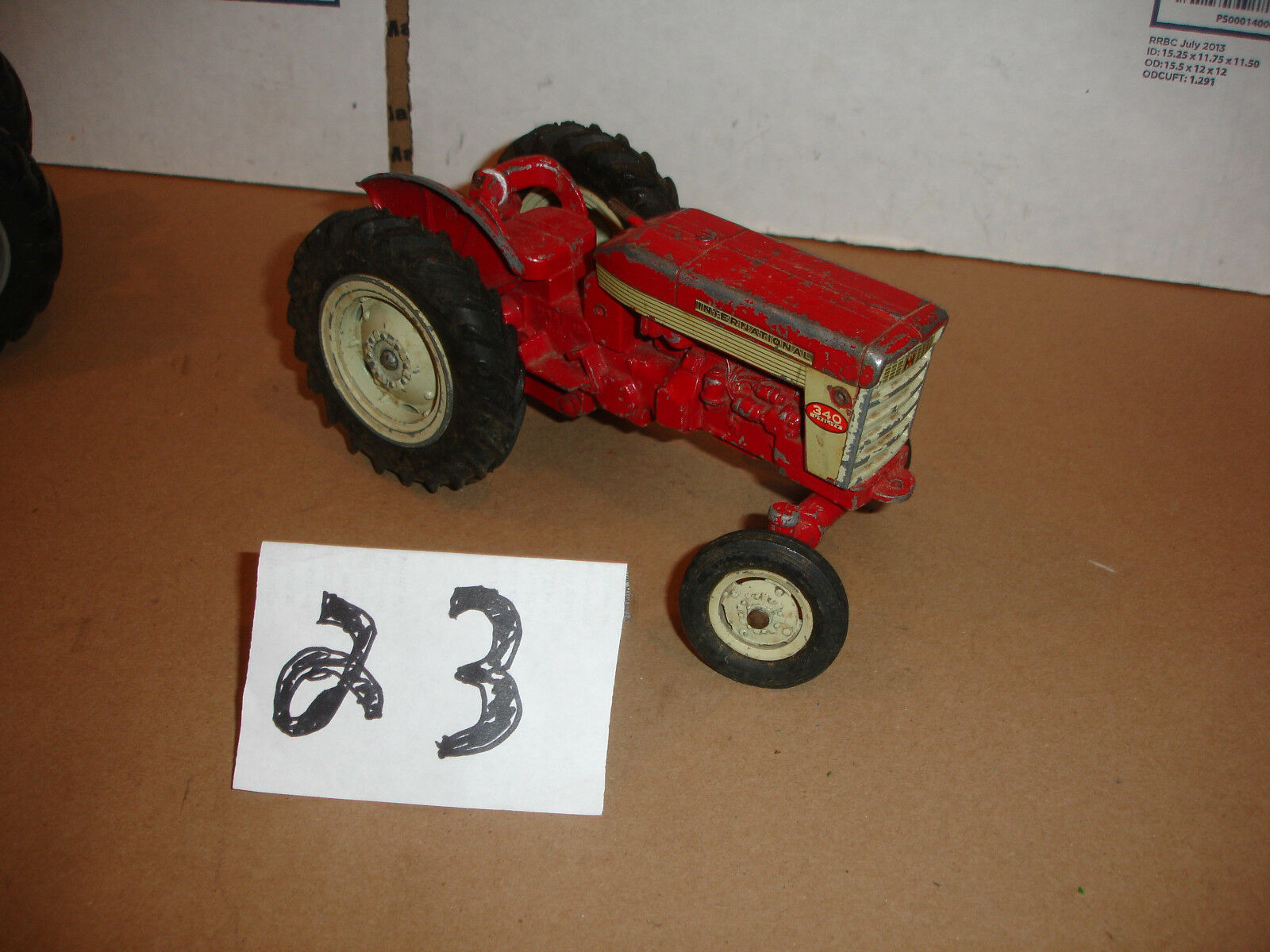 1 16  international 340 toy tractor
