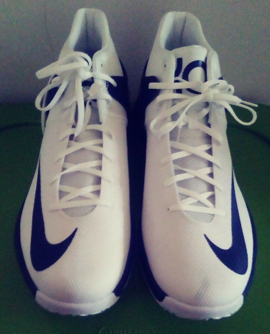 Nike Zoom white& purple Kd Mens Comfortable Brand discount