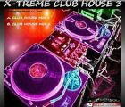 X-TREME CLUB HOUSE VOL.3 - DJ REMIX CD - *LISTEN*