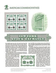385-29c-New-York-Stock-Exchange-2630-USPS-Commemorative-Stamp-Panel