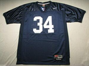 new style 17a40 eba8d Details about Men's #34 Bo Jackson NCAA Auburn Tigers Football Navy Sewn-on  Jersey
