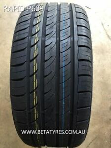 1 X 225/45R17 INCH Rapid TYRE P609 91W FREE DELIVERY in selected areas