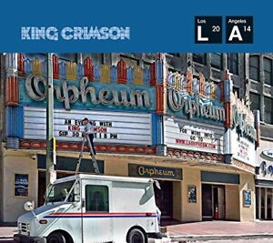 King-Crimson-Live-At-The-Orpheum-New-Vinyl-LP-UK-Import
