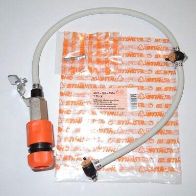 Kraftstoffschlauch für Stihl TS400 TS 400 unten