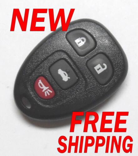 NEW GM BUICK CHEVY PONTIAC SATURN KEYLESS REMOTE ENTRY FOB TRANSMITTER 15252034