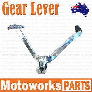 11mm 200mm Gear Lever Shifter 125cc 150cc 250CC PIT TRAIL QUAD DIRT BIKE ATV 727113157680