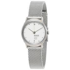 Mondaine Helvetica No1 Light White Dial Ladies Watch MH1.L1110.SM