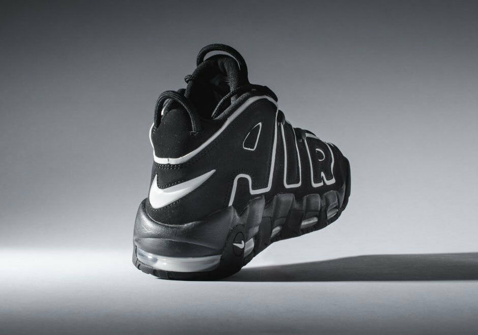 Nike Nike Nike air mehr uptempo - schwarz - og 11.414962-002 jordan, pippen kobe d82ca4
