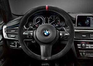 c86687d06dde7 Trwa ładowanie zdjęcia  Genuine-BMW-M-Performance-Carbon-Alcantara-Steering-Wheel-