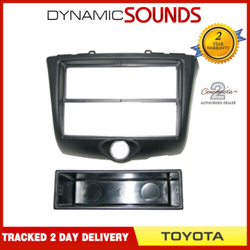 FP-11-10 Car CD Stereo Fascia Panel Adaptor For Toyota Yaris 2003-2006