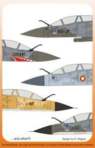 Authentic Decals 1/48 Mirage 2000d/n/ - 5dda Avec Mission Marquage Nº 4866-afficher Le Titre D'origine Jozvzpam-07175710-617593927