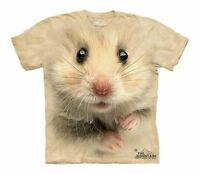 The Mountain Hamster Face Cute Furry Fluffy Little Pet Mammal T Shirt Child S