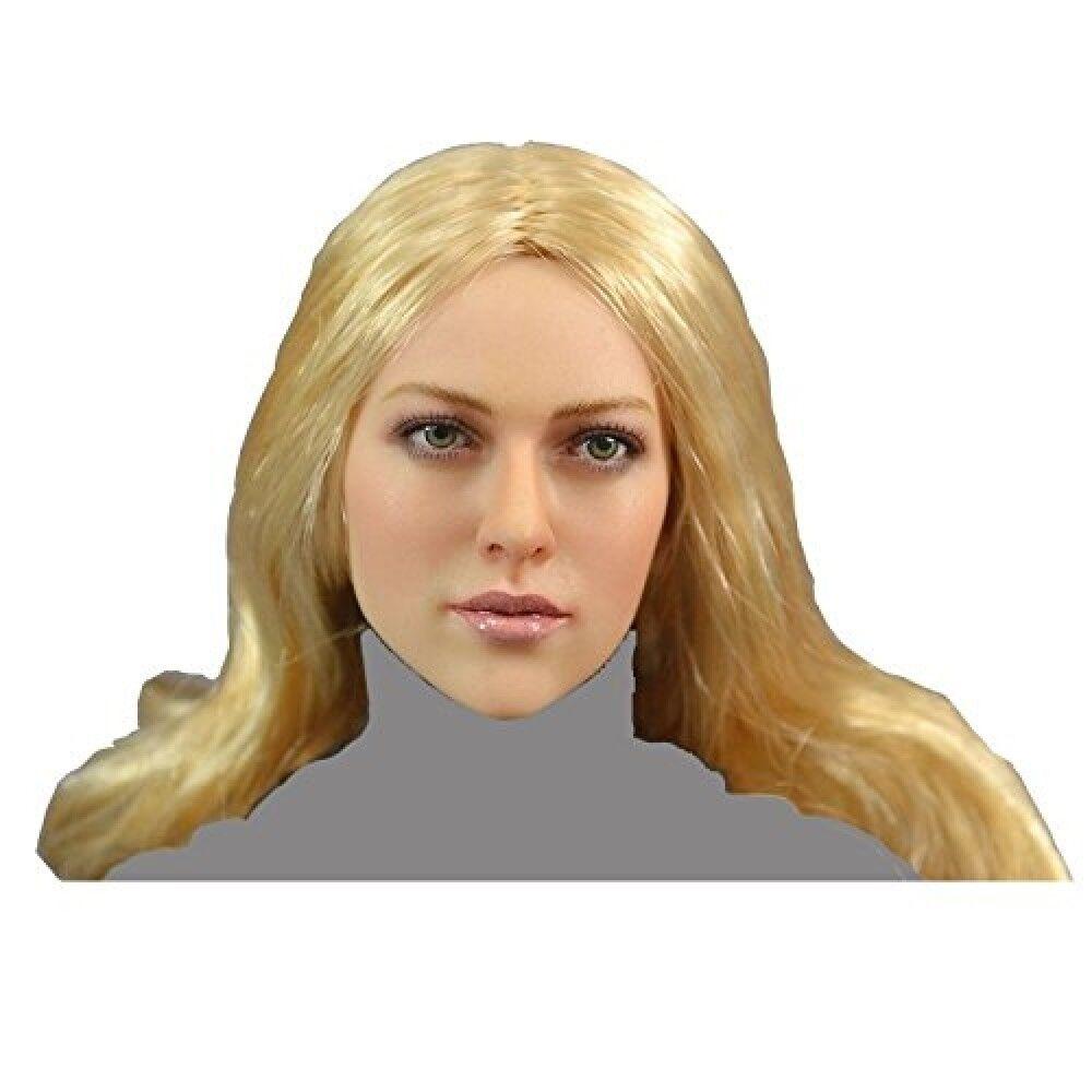 Kimi Toys 1 6 Scale Western Female Head Accessory for Figure KT004 420557.0 PVC