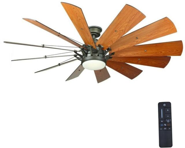 Led ceiling fan light kit remote control indoor reversible espresso ceiling fan light kit remote control espresso bronze cherry southwestern indoor aloadofball Image collections