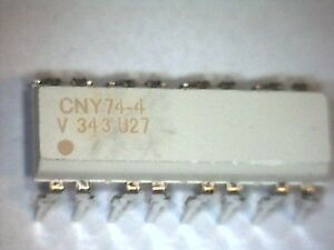 5x-Optokoppler-CNY74-4-4-Channel-Optocoupler-DIP16