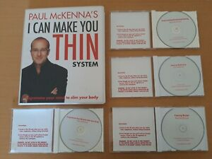 AUDIOBOOK-i-can-make-you-thin-cd-Paul-McKenna-slim-workout-diet