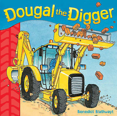 Dougal the Digger, Benedict Blathwayt | Paperback Book | Acceptable | 9781862306
