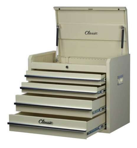 HILKA Classic 4 Drawer Add On Chest  Top Box CL4DC