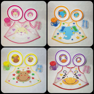 Baby First Steps Baby Feeding Set Plate Bowl