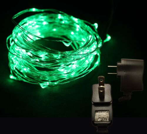 100 // 200 FLEXI FAIRY LIGHTS COMPLY WITH USA REGULATIONS RICE LIGHT LOW VOLT