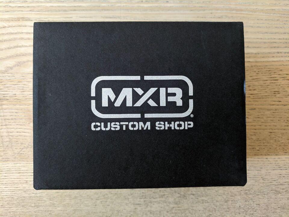 Compressor, MXR Dyna Comp Script